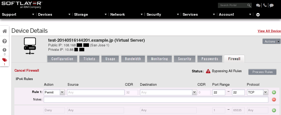 softlayer-api-ruby-client で Virtual Server と Hardware Firewall を同時に作成する #softlayer