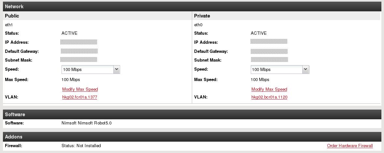 (Japanese text only.) ポータルから個別のサーバに適用するHardware Firewallを管理する #softlayer