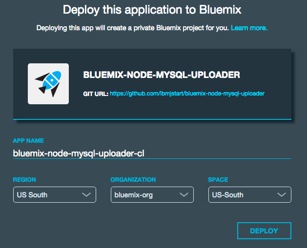 (Japanese text only.) Deploy to Bluemix Buttonの紹介