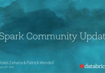 Spark Summit 2015 レポート01:Keynoteスピーチ