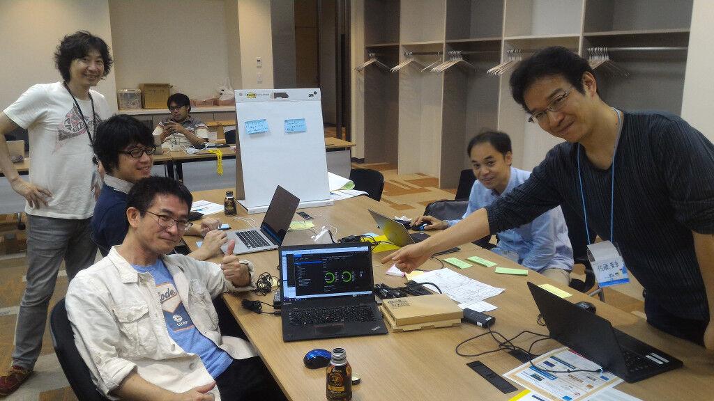 (Japanese text only.) マイクロソフトさまとアドバンスドDevOpsハッカソンを開催しました #DevOpsJP
