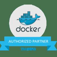 (Japanese text only.) Docker社との協業を強化し、公式トレーニングコースの拡充を発表
