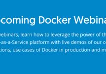 Docker社公式Webinar(日本語版)を実施・資料公開しました。#docker