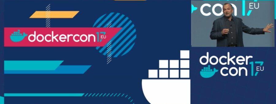 """2017年11月21日 Docker社公式Webinar""""DockerCon Europe 2017 のアップデート""""(日本語版)を実施いたします。#docker"""