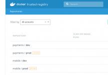 Docker EEでプライベートレジストリを活用する #docker