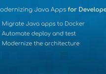 [和訳] ビデオシリーズ: 開発者向けJavaアプリのモダナイゼーション パート1 #docker