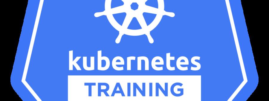 2019年8月27日~8月30日開催。Kubernetesトレーニング #k8s #container #Kubernetes