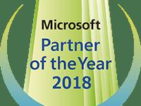 「マイクロソフト ジャパン パートナー オブ ザ イヤー 2018」 Open Source Applications & Infrastructure on Azure アワードを受賞