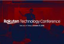 2018年10月27日開催「Rakuten Technology Conference2018」にて、弊社代表取締役安田とCSO鈴木が登壇致します。#rtechconf