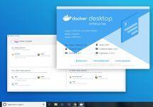 Docker Desktop Enterprise:アプリテンプレ/CLIいらずのアプリデザイナ/Docker API/ #K8S バージョン切替機能などを搭載 #docker #kubernetes