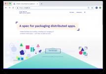 分散型アプリケーションのパッケージングと実行を行うクラウド非依存なオープンソース仕様:Cloud Native Aapplication Bundle (CNAB)をリリース #docker