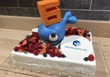 (Japanese text only.) Docker 誕生6周年を祝うMeetup でケーキスポンサーをした話 #dockerbday #kubernetes #docker
