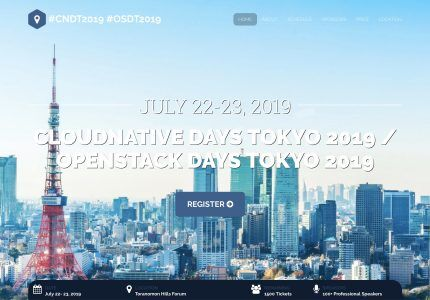 (Japanese text only.) 2019/7/22-23 CloudNative Days Tokyo 2019 / OpenStack Days Tokyo 2019 ブース出展します #aqua #Kubernetes #k8s