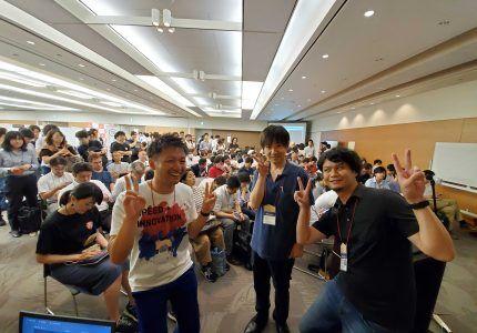 (Japanese text only.) Agile Japan 2019 支援先の本田さんと一緒に登壇しました #agilejapan #agile