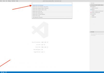 WSL 2でDockerで動くWindows用アプリケーションを構築しよう #docker