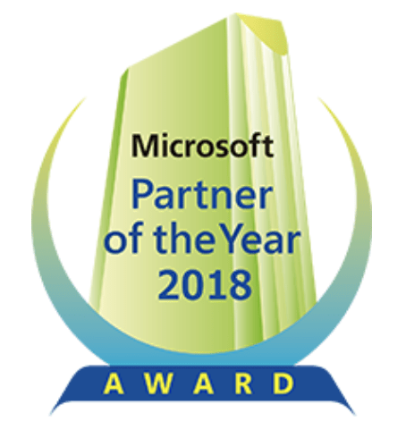 Microsoft Partner of the Year 2018