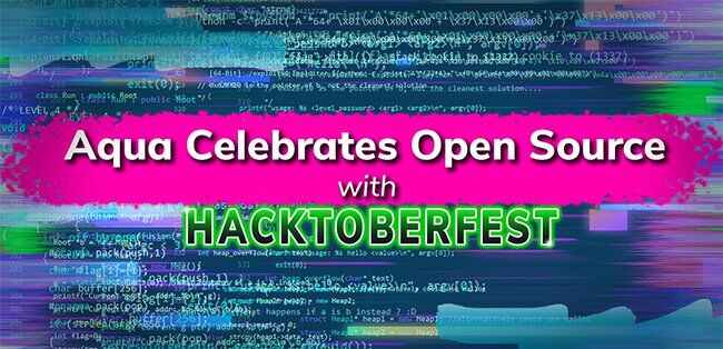 Hacktoberfestでオープンソースを祝おう #Hacktoberfest #OpenSource #AquaSecurity #Kubernetes #Container #Security