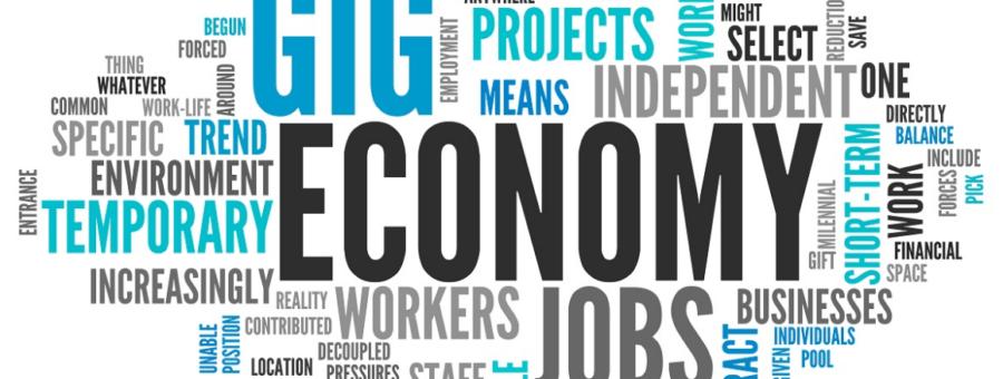 """2020/1/21開催 「ギグエコノミー」から見る未来の""""はたらく""""と企業がクリアにすべき情報・ITガバナンスの現状と課題に、弊社CSO鈴木が登壇します。#gigeconomy #hrtech"""