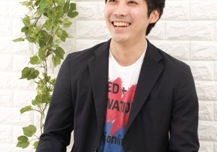 (Japanese text only.) 社員インタビュー Vol.1 十松和生さん #creationline