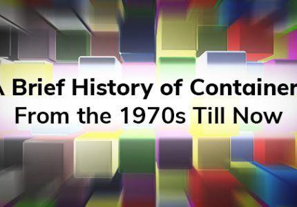コンテナの歴史を振り返る ~1970から現在まで~ #AquaSecurity #Kubernetes #Container #Security