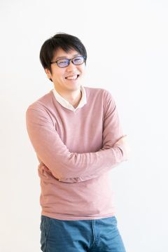 (Japanese text only.) 社員インタビュー  細見 洋司さん #creationline