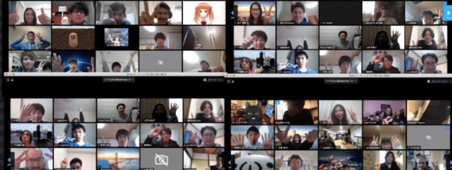 (Japanese text only.) 全社キックオフイベントを全員リモート(参加者115人)で開催して懇親会が盛り上がった話 #creationline #リモートワーク