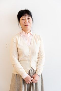 (Japanese text only.) 社員インタビュー   遠山 朝子さん #creationline