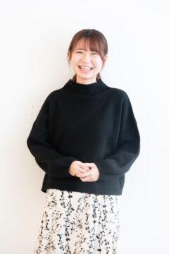 (Japanese text only.) 社員インタビュー 石原 葵さん #creationline