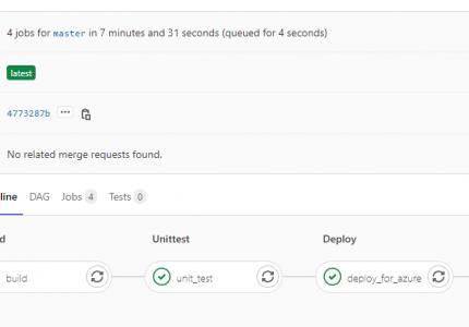 (Japanese text only.) Autify で作成した E2E テストを Gitlab の CI/CD パイプラインで動かしてみた