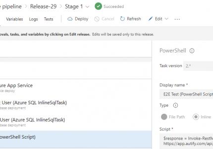 Autify で作った E2E テストを Azure DevOps の CI/CD パイプラインに組み込んでみた