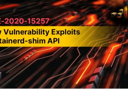 CVE-2020-15257:新たな脆弱性、containerd-shim API を悪用 #aqua #コンテナ #セキュリティ #脆弱性 #containerd #CVE-2020-15257