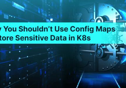 (Japanese text only.) Configmapを使用してKubernetesに機密データを保存してはいけない理由 #aqua #セキュリティ #コンテナ #k8s