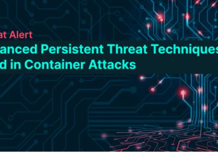 (Japanese text only.) 脅威:コンテナへの攻撃に使われる高度な持続的標的型攻撃技術 #aqua #コンテナ #セキュリティ