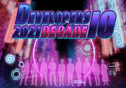"""2021年10月5日-10月14日 DevelopersIO 2021 """"Decade""""に弊社、CRO須田が登壇します #devio2021"""